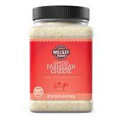 Wellsley Farms Grated Parmesan, 20 oz.