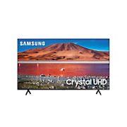 "Samsung 50"" TU700D Crystal UHD 4K Smart TV - UN50TU700DFXZA with 3-Year Warranty"