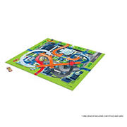 Megamat Play Mat with Vehicle for Kids - Hot Wheels