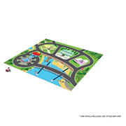 Megamat Play Mat with Vehicle for Kids - Paw Patrol