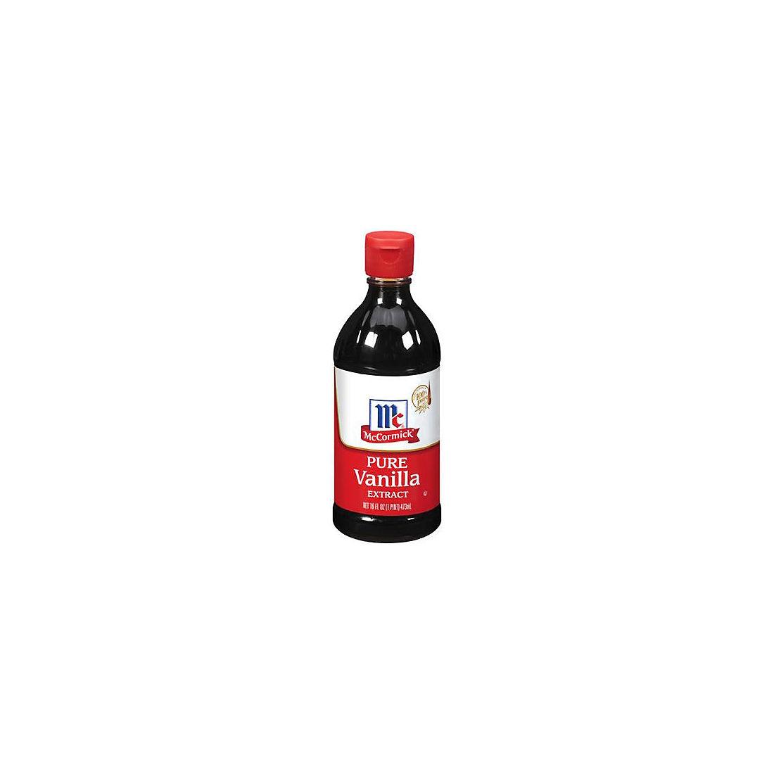 McCormick Pure Vanilla Extract, 16 oz