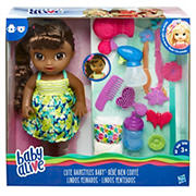 Baby Alive Cute Hair Styles Baby - Green Dress