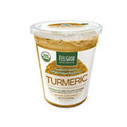 Feel Good Organic  Fortified Turmeric Powder, 16 oz.