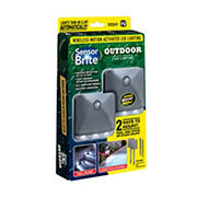 Sensor Brite Outdoor - Motion Activated LED Lighting -2pk