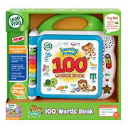 LeapFrog Learning Friends Book - 100 Words