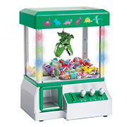 Claw Game with Lights and Toys - Dino Claw