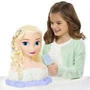 Disney's Frozen 2 Deluxe Elsa Styling Head