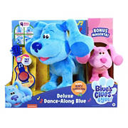Blue's Clues & You! Deluxe Dancing Blue & Magenta
