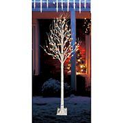 Berkley Jensen 7' LED Holiday Birch Tree