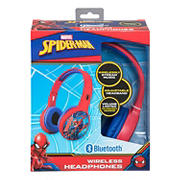 KIDdesigns Youth Bluetooth Headphones - Spider-Man