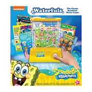 Waterfuls Game - SpongeBob