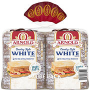 Arnold Country White Bread, 2pk