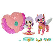 Hatchimals Pixies Riders Hatchimal Set with Mystery Feature - Trigette