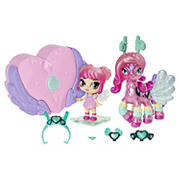 Hatchimals Pixies Riders Hatchimal Set with Mystery Feature - Butterfly