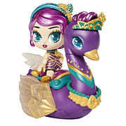 Hatchimals Pixies Riders Hatchimal Set with Mystery Feature - Swan