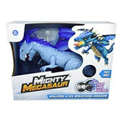Mighty Megasaur Infrared RC - Walking Toy -  Dragon