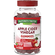 Nature's Truth Apple Cider Vinegar Gummies, 120 ct.