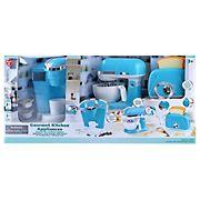 Playgo Perfect Gourmet 3-Pc. Kitchen Appliances Playset - Blue