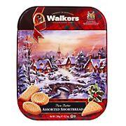 Walkers Assorted Shortbread Cookies, 43.7 oz.