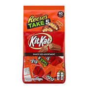 Reese's Take 5 and Kit Kat Snack Size Variety Bag, 60 ct.