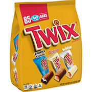 Twix Fun Size Variety Bag, 85 ct.