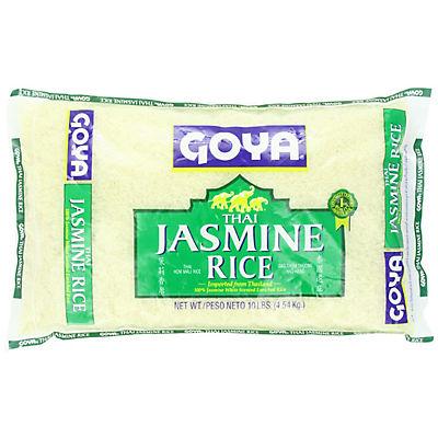 Goya Jasmine Rice, 10 lb. Bag