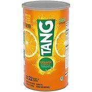 Tang Orange Drink Mix, 72 oz.