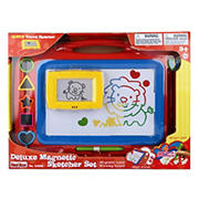 Deluxe Magnetic Sketcher Set