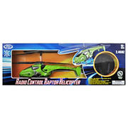 Radio Control Raptor Helicopter