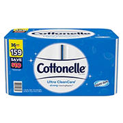 Cottonelle Ultra CleanCare Giant Roll Toilet Paper, 36 ct.