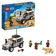 LEGO Creator Building Kit - City Safari Off-Roader 60267