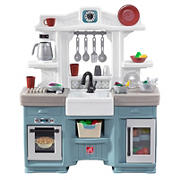 Step2 Timeless Trends Kids Kitchen Play Set