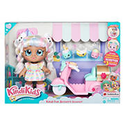 Kindi Kids Kindi Fun Delivery Scooter with Marsha Mello Doll