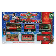 Wireless Remote Control 41-Pc. North Pole Express Christmas Train Set