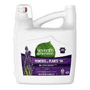 Seventh Generation Lavender Liquid Laundry Detergent, 180 oz.