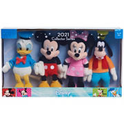 Disney Junior Bean Plush Collector Set  - Mickey