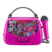 KIDdesigns Sing-Along Boombox - Trolls World Tour