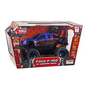 Ford Raptor F150 1:14 Scale RC Truck - Blue
