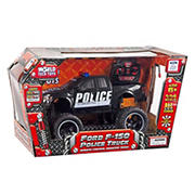 Ford Raptor F150 1:14 Scale RC Truck - Police