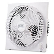 "Black & Decker 9"" Box Fan"