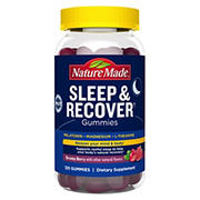 Nature Made Sleep and Recovery Gummies, 120 ct.