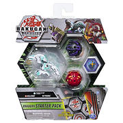 Bakugan Armored Alliance Starter Park, 3 pk. - Trox Ultra