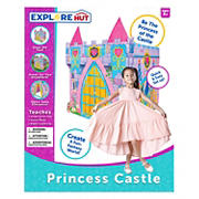 ExploreHut Castle Play Structure - Princess Castle