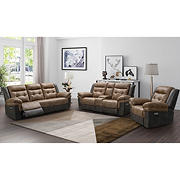 Charleston 3-Piece Power Reclining Set
