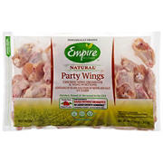 Empire Kosher Individually Quick Frozen Wings, 4 lbs.