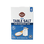 Wellsley Farms Fine Table Salt, 4 lbs.
