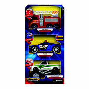 Supreme Machines Light & Sound Vehicles, 3 pk. - Park Ranger