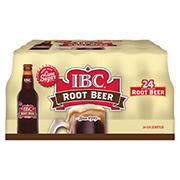 IBC Root Beer Made with Sugar Cane, 24 pk./ 12 oz.