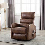 Lifesmart Ruth Power Lift Chair - Brown