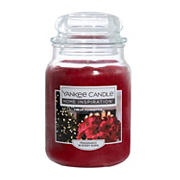 Yankee Candle Home Inspiration Fresh Poinsettia 19-Oz. Candle